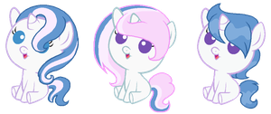 MLP:Pairing Adopts for TurtleDonnie by kiananuva12