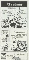 Super Mario Kun: Christmas by PipoMadness1992