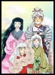 Inuyasha: Family Picture by kiarasoares