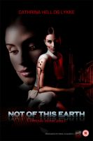 NOt of this earth - movie poster by Snusmumrik