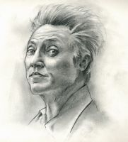 Walken, Christopher Walken by Marker-Mistress