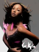 Beyonce Knwoles 1 by Sixio