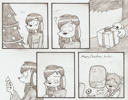 sChIzO 147: The Christmas Party Pt. 3 by Mister-Saturn