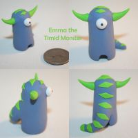 Emma the Timid Monster by TimidMonsters