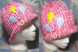 Pinkie Pie Hat for Septen by SmilingMoonCreations