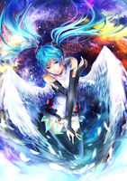 Append MIKU by LuluSeason
