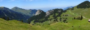Panorama - Klewenalp Part 2 by surrimugge