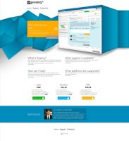 Marketing web site by air-t