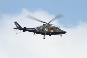 Agusta A-109HO Belgium - Air Force by PlaneSpotterJanB