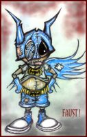 BAT ASH by FAUST by FAUST76