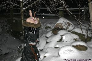 Mt. Gagazet by The-Cosplay-Scion