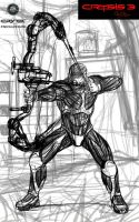 Crysis 3   the Naked Truth by Fahad-Naeem