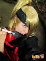 Deidara : I'd like to see you dead by MischievousBoyAilime