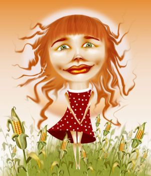 Cornflake Girl by sipsic