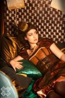 Steampunk Lullaby 8 by Elyra-Coacalina