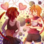 -- Valentine's Day Commission : BallonPrincess -- by Kurama-chan