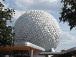 Epcot 48 by Nightmare247Stock