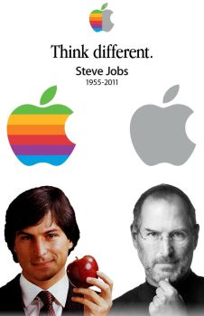 Steve Jobs Tribute by Materialize127