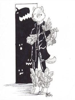 Inktober 2014, Day 7 by tbjeremiah