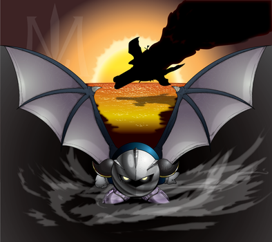 Sir Meta Knight by Teevo