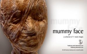 freaksmg-stock - mummy head by freaksmg-stock