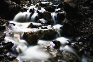 cascade Montriond 74 by lsandy12