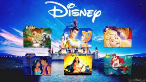Disney Movies Icon Folder Pack by QuaffleEye
