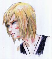 Parasite Eve 3 Aya Brea by 4164120003