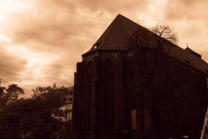 Zombie Fortress by Nusio21