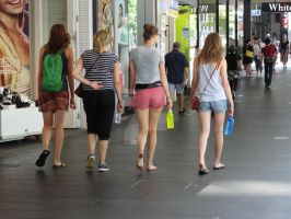 barefoot street n.z.5 of 9 by barefootgirls1