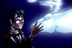 expecto patronum by tigrin