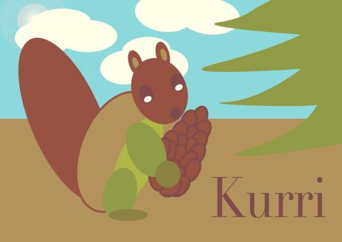 Kurri by fastidious-cat