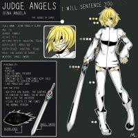 CreepypastaOC:Judge angels by yaguyi