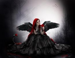 Angels - Within Temptation by Skategirl