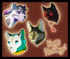 Happy Holidays by Daesiy