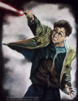 Harry Potter Finished by ChalkTwins