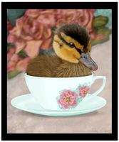 Tea Cup Duck by Neko-Bear