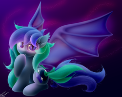 Bedazzled the Vampony by SymbianL