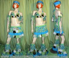 Patchwork-Hippie-Hooper-Flow-Outfit-Costume by RedheadThePirate