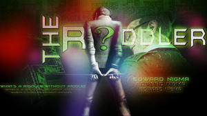 The Riddler by StarsBeforeUniverse