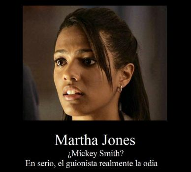 Poor Martha Jones by ArturoGomez