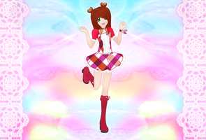 Love's basic coord Pose- background by RafxSulfus-Pokemon-9