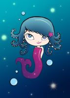 Mermaid design by ideea