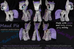 MLP Maud Pie by RubioWolf
