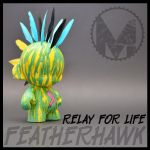 Relay for Life - Featherhawk by MindoftheMasons