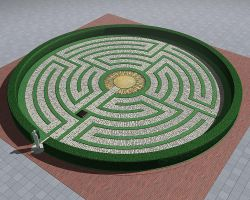 Labyrinth - Garden by urCan