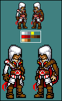 Request: Ezio Auditore da Firenze JUS by Pixelated-Dude