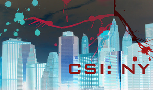 CSI: NY by brightlitcity