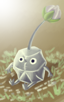 Rock Pikmin by DYW14