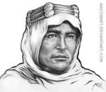 Lawrence of Arabia by ArcosArt